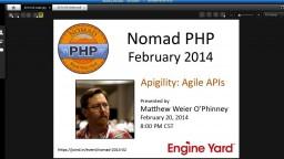Apigility: Agile APIs