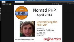 Demystifying the REST API
