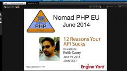 12 Reasons Your API Sucks