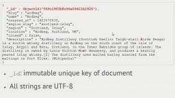 Grown-up MongoDB: Schema Design