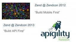 Build of a Modern ORM enabled Apigility API