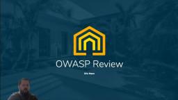 OWASP Top Ten in Review