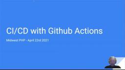 CI/CD with Github Actions