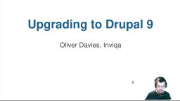 Upgrading your site to Drupal 9