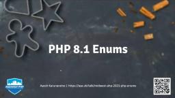 PHP Enums