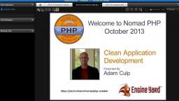 Clean Application Development